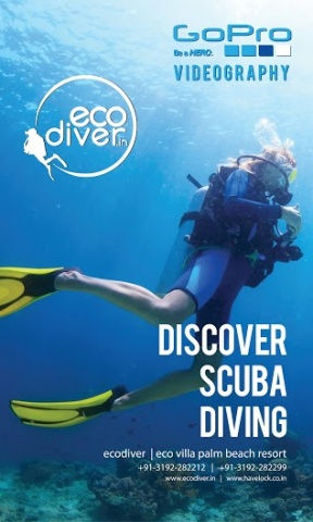 best scuba only with eco diver